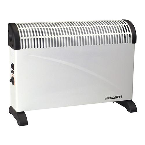 elektrisk konvektor radiator 2000 w med bl ser. Black Bedroom Furniture Sets. Home Design Ideas